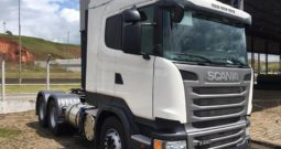 Scania R440 6X4 0Km 2018/2019